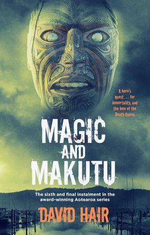 Cover image - Magic and Makutu