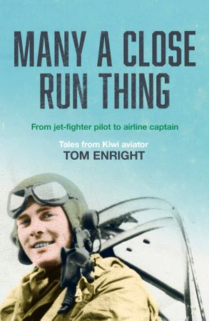 Cover image - Many a Close Run Thing