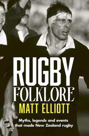 Cover image - Rugby Folklore