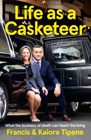 Cover image - Life as a Casketeer: What the Business of Death Can Teach the Living