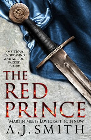 Cover image - The Red Prince