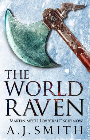 Cover image - The World Raven