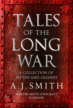 Cover image - Tales of the Long War