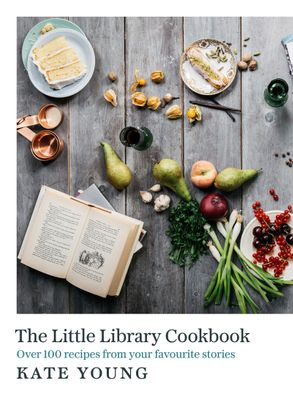 Cover image - The Little Library Cookbook