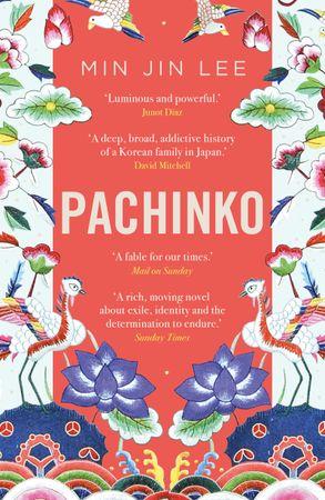 Cover image - Pachinko