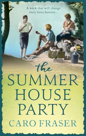 Cover image - The Summer House Party