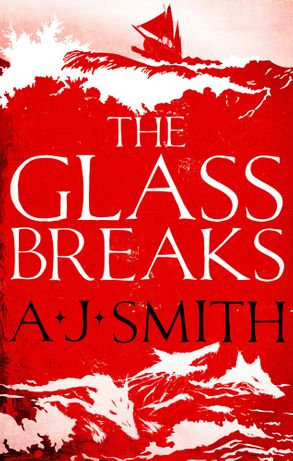 Cover image - The Glass Breaks
