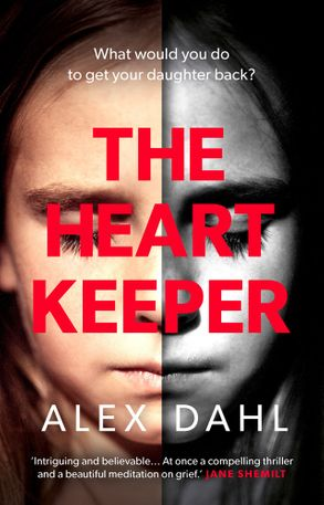 Cover image - The Heart Keeper