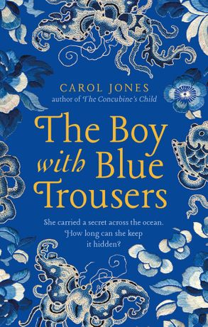 Cover image - The Boy With Blue Trousers