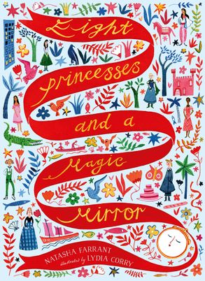 Cover image - Eight Princesses And A Magic Mirror