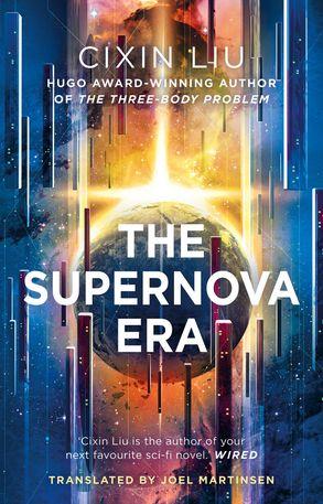 Cover image - The Supernova Era