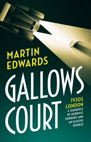 Cover image - Gallows Court