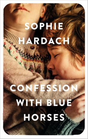 Cover image - Confession With Blue Horses