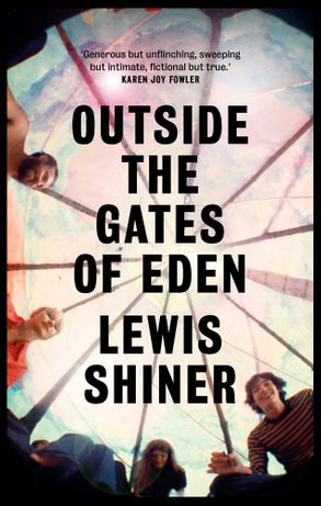Cover image - Outside The Gates Of Eden