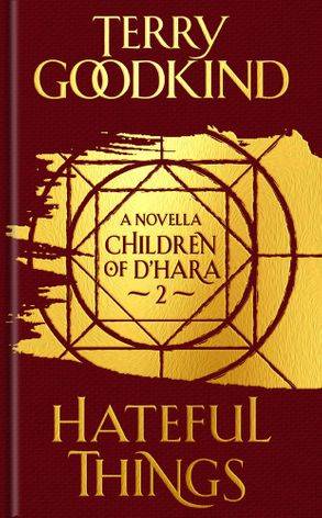 Cover image - Hateful Things