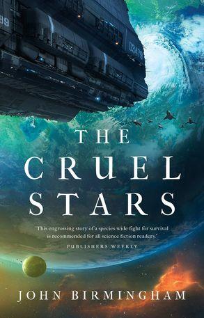Cover image - The Cruel Stars