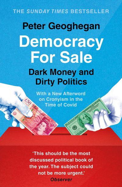 Democracy For Sale: Dark Money And Politics