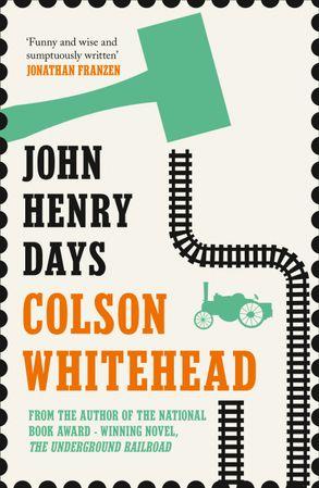 Cover image - John Henry Days