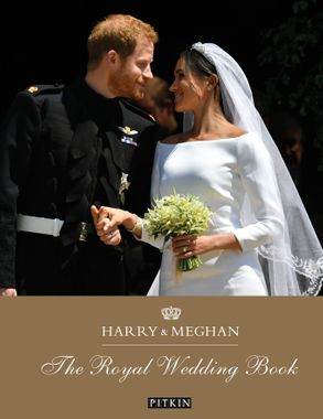 Royal Wedding Harry And Meghan.Harry And Meghan A Royal Wedding Harpercollins Australia