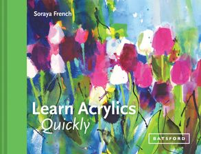 Cover image - Learn Acrylics Quickly