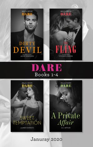 Dare Box Set 1-4 Jan 2020/Dirty Devil/The Fling/Sweet Temptation/A Private Affair