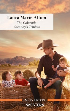 The Colorado Cowboy's Triplets