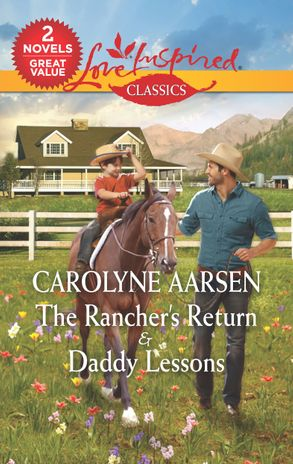 Cover image - The Rancher's Return/Daddy Lessons