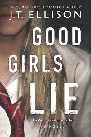 Cover image - Good Girls Lie