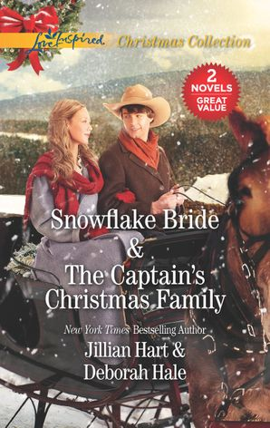 Snowflake Bride/The Captain's Christmas Family