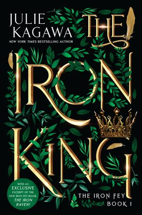 Cover image - The Iron King Special Edition