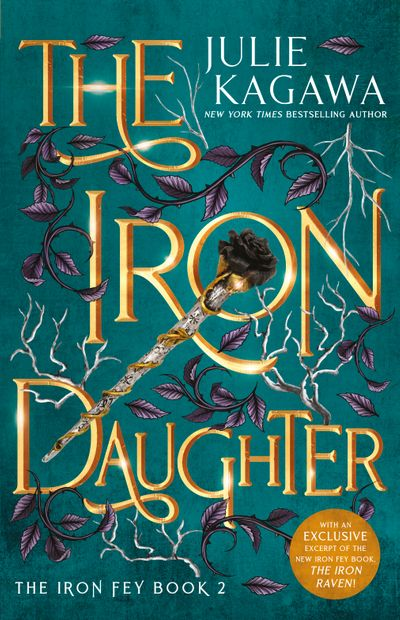 The Iron Daughter Special Edition
