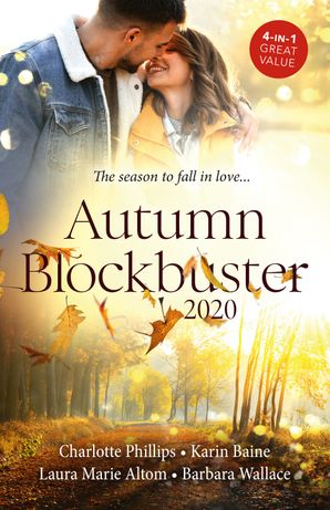Autumn Blockbuster 2020/Sleeping with the Soldier/French Fling to Forever/The SEAL's Baby/The Courage To Say Yes