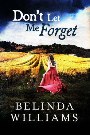 Cover image - Don't Let Me Forget