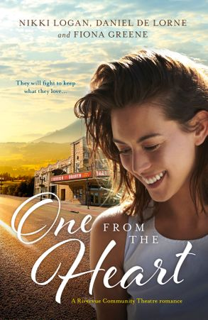 Cover image - One from the Heart - A Rivervue Community Theatre Romance Anthology/Tread the Boards/Set the Stage/Take a Bow