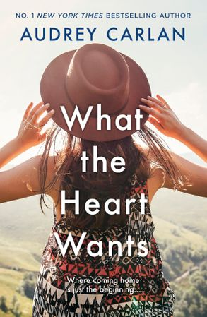 Cover image - What the Heart Wants