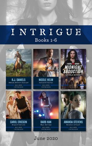 Intrigue Box Set 1-6 June 2020/Ambush before Sunrise/Isolated Threat/Midnight Abduction/Evasive Action/What She Saw/Without a Trace