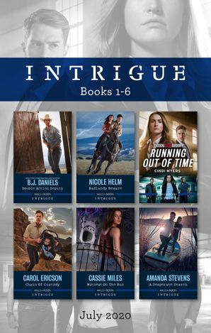 Intrigue Box Set July 2020/Double Action Deputy/Badlands Beware/Running Out Of Time/Chain Of Custody/Witness On The Run/A Desperate Search