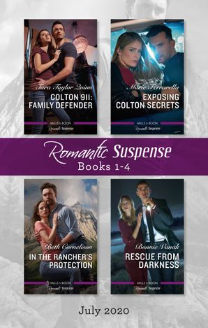 Romantic Suspense Box Set 1-4 July 2020/Colton 911