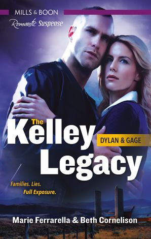 The Kelley Legacy Bks 1-2/Private Justice/Special Ops Bodyguar