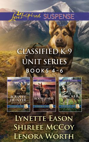 Classified K-9 Unit Series Books 4-6/Bounty Hun