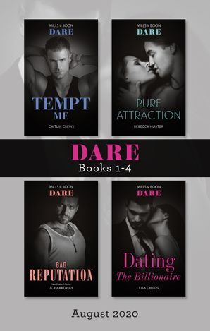 Dare Box Set 1-4 Aug 2020/Tempt Me/Pure Attraction/Bad Reputation/Dating the Billionaire