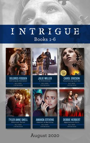 Intrigue Box Set 1-6 Aug 2020/Settling an Old Score/K-9 Protector/Unravelling Jane Doe/Identical Threat/Someone Is Watching/App