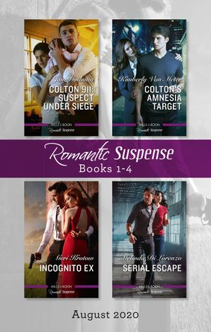 Romantic Suspense Box Set 1-4 Aug 2020/Colton 911