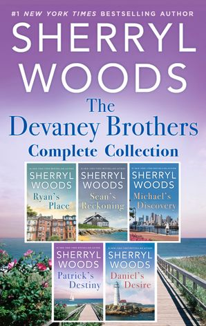 The Devaney Brothers Complete Collection/Ryan's Place/Sean's Reckoning/Michael's Discovery/Patrick's Destiny/Daniel's Desire