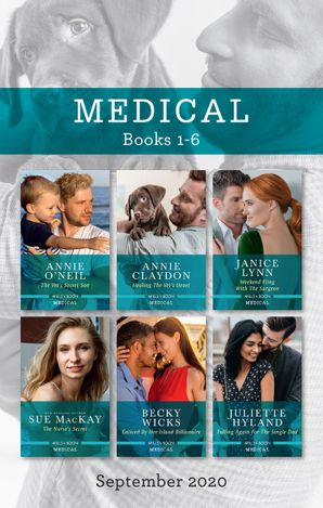 Medical Box Set 1-6 Sept 2020/The Vet's Secret Son/Healing the Vet's Heart/Weekend Fling with the Surgeon/The Nurse's Secret/Enticed by Her
