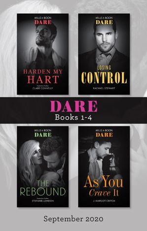 Dare Box Set 1-4 Sept 2020/Harden My Hart/Losing Control/The Rebound/As You Crave It
