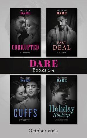 Dare Box Set 1-4 oct 2020/Corrupted/Fast Deal/Cuffs/Holiday Hooku