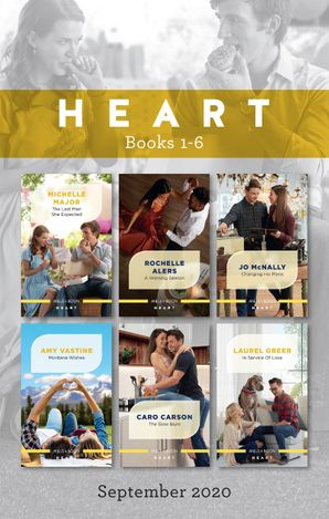 Heart Box Set 1-6 Sept 2020/The Last Man She Expected/A Winning Season/Changing His Plans/Montana Wishes/The Slow Burn/In Service of Lo