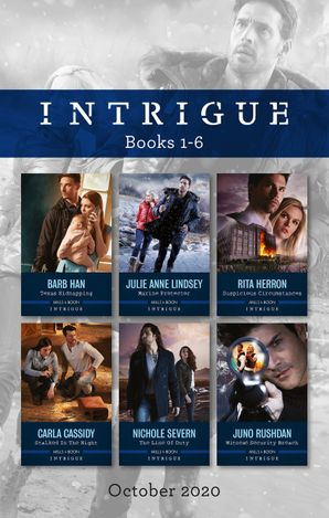 Intrigue Box Set 1-6 Oct 2020/Texas Kidnapping/Marine Protector/Suspicious Circumstances/Stalked in the Night/The Line of Dut