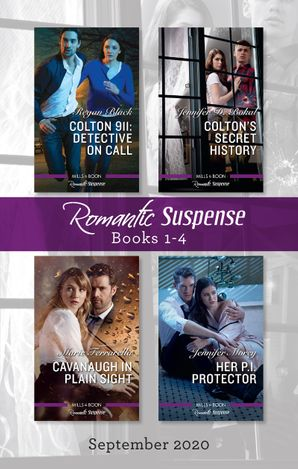 Romantic Suspense Box Set 1-4 Sept 2020/Colton 911